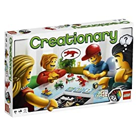 LEGO Creationary Game (3844) [Toy]
