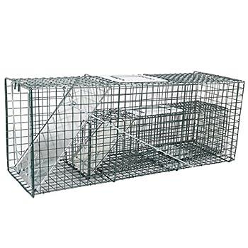 MLG Tools 2-Pack Humane Live Animal Trap 32