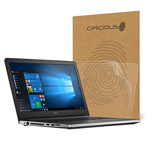 Celicious Matte Dell Inspiron 15 5578 Anti-Glare Screen Protector [Pack of 2]