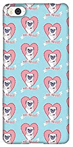 Snoogg Pugs And Kisses Cute Solid Snap On - Back Cover All Around Protection ...
