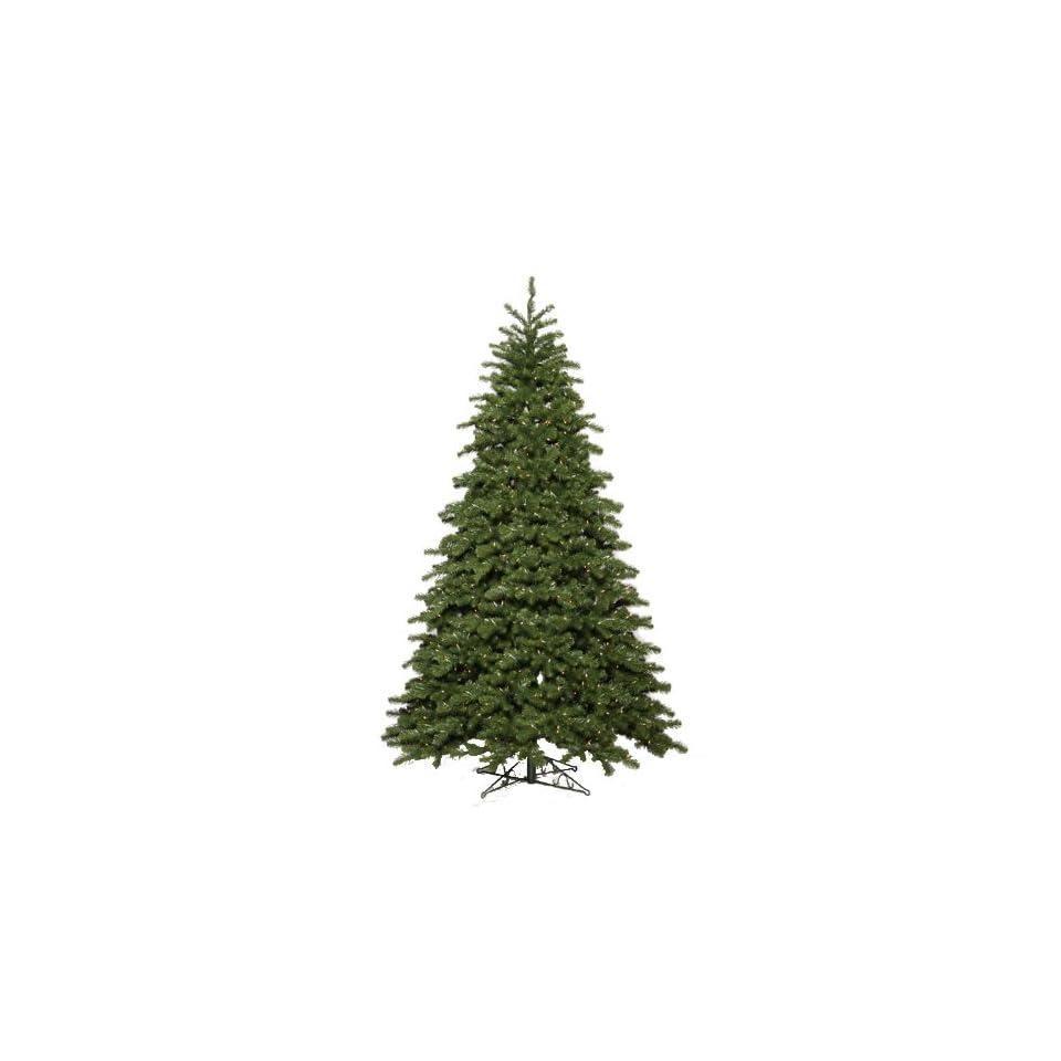6.5 Pre lit Douglas Fir Artificial Christmas Tree   Clear Lights