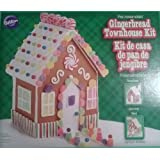 Wilton Holiday Gingerbread Townhouse Kit