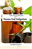 img - for Herbs And Essential Oils For Nausea And Indigestion book / textbook / text book