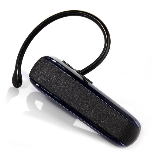 Superstar Stereo Hands-Free Wireless Bluetooth Headset For Apple Iphone, Motorola, Lg, Samsung, Htc, Palm, Nokia, Sony Ps3, Verizon