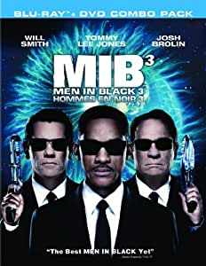 Men in Black 3 (Bilingual) [Blu-ray + DVD]