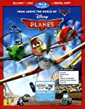 Disney Planes Exclusive 2 Disc Combo Pack (Blu-ray + DVD + Digital Copy) and Franz's Song