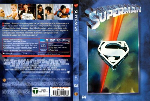 Superman - The movie (MITI) [IT Import]