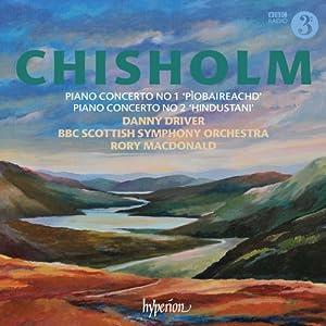 Chisholm: Piano Concertos