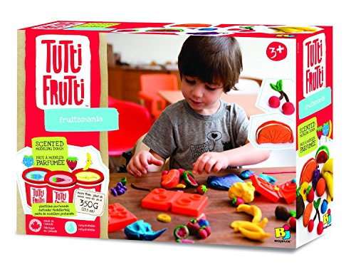 Bojeux Tutti Frutti Scented Dough Fruitamania Toy - 1