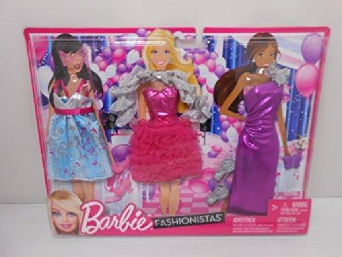 Barbie Barbie fashionistas Fashionistas Dress Plush Dress dress Mattel fashion jetzt kaufen