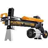 FUXTEC Holzspalter 6,5t Hydraulikspalter Langholzspalter Brennholzspalter