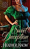 img - for Sweet Deception: A Veiled Seduction Novel book / textbook / text book