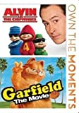 Cover art for  Alvin &amp; Chipmunks / Garfield: The Movie