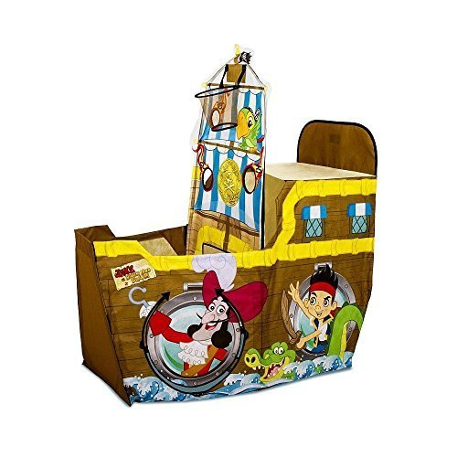 Playhut – Jake and the Neverland Pirates – Jake's Coconut Shooter Boat Play Tent by PlayHut kaufen