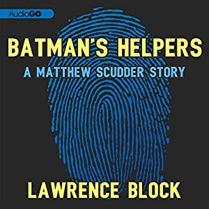 Batman's Helpers Audiobook