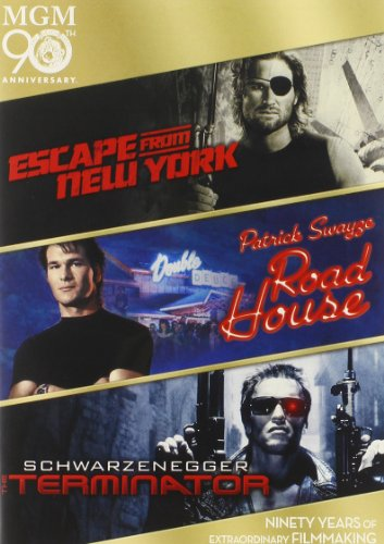 Escape from New York / Road House / The Terminator Triple Feature (Dvd Escape From New York compare prices)