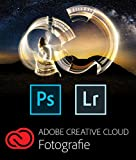Digital Software - Adobe Creative Cloud Fotografie (Photoshop CC + Lightroom) - 1 Jahreslizenz [Mac & PC Download]