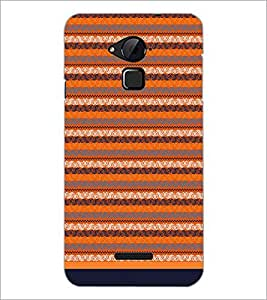 PrintDhaba Pattern D-1713 Back Case Cover for COOLPAD NOTE 3 LITE (Multi-Coloured)
