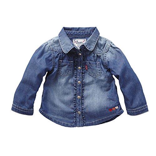 Levi's Kidswear Long Sleeved Denim Shirt - Jany - 12 Months / 74 cm