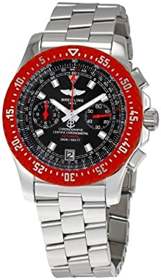 Breitling Men's BTA2736303-B823SS Skyracer Raven Chronograph Watch by BRIT ARCH OF COUNTRY