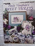 img - for Paula Vaughan's Sweet Violets Leaflet 2059 Book 42 book / textbook / text book