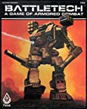 Battletech: A Game of Armored Combat [BOX SET] (0931787645) by FASA Corporation