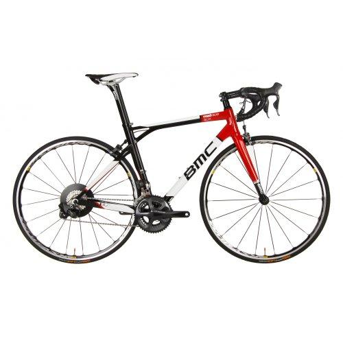 REVIEW: Budget BMC Roadracer SL01 Road bike Gentlemen Ultegra, Di2 ...