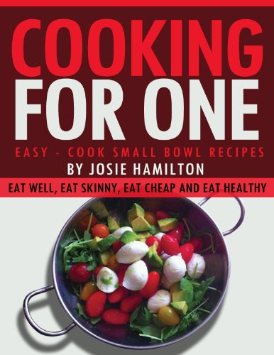 Cooking For One cover