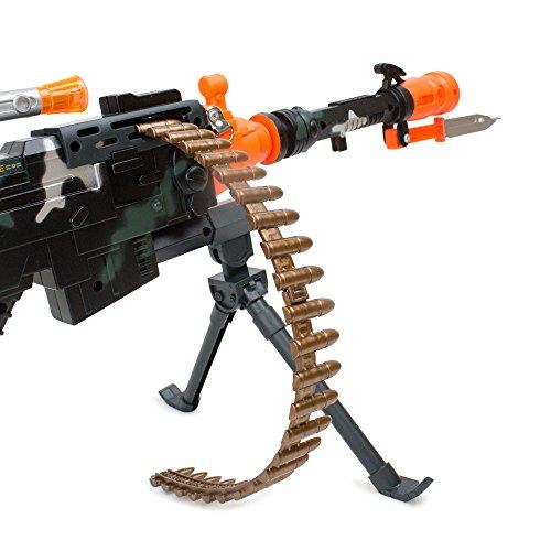 machine guns that look real