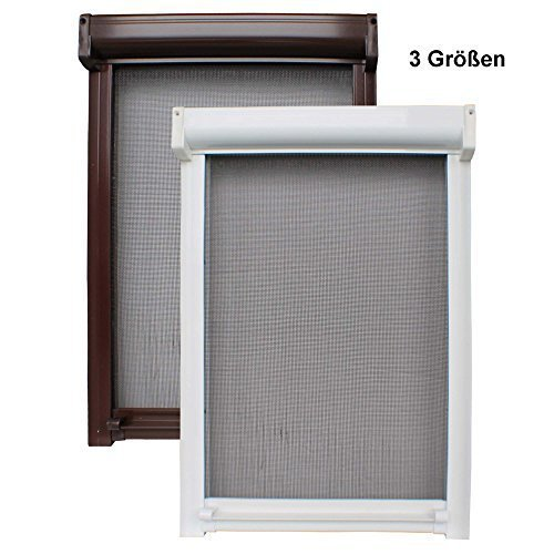 top multi insektenschutzrollo fliegengitter fiberglas 90cm 110cm 130cm versandkostenfrei d. Black Bedroom Furniture Sets. Home Design Ideas