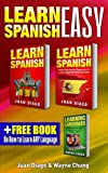 #6: Learn Spanish, Learn Spanish with Short Stories: 3 Books in 1! A Guide for Beginners to Learn Conversational Spanish & Short Stories to Learn Spanish Fast ... Learn Language, Foreign Language)