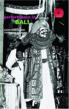 performance in bali (theatres of the world) - i nyoman sedana