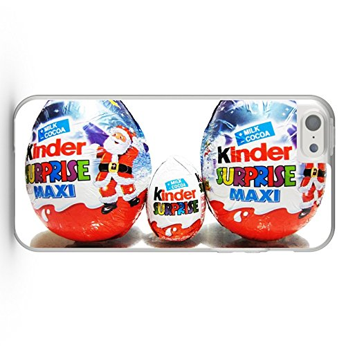 Chenxstore iPhone 5C case KindarSurprice 2 KindarSurprice Maxi Quwoh Eggs Unboxing Kinder Maxi Surprise clean cover