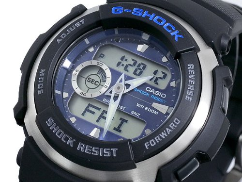 Casio CASIO G shock g-shock G spike watch G 300-2 A parallel imported goods