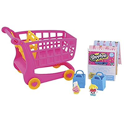 Shopkins Large Shoppin Cart Storage