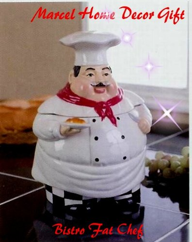 Fat Chef Cookie Jar Fat Chef Cookie Jar