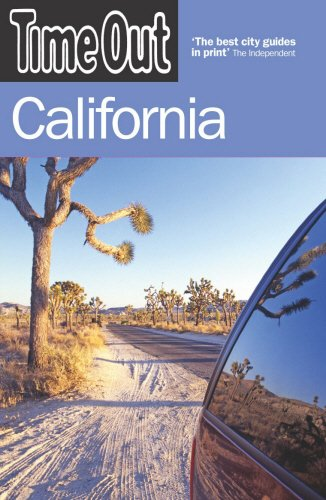Time Out California (Time Out Guides)