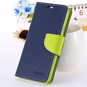 Pikimania Mercury Goospery Fancy Diary Wallet Case Cover for lenovo A5000