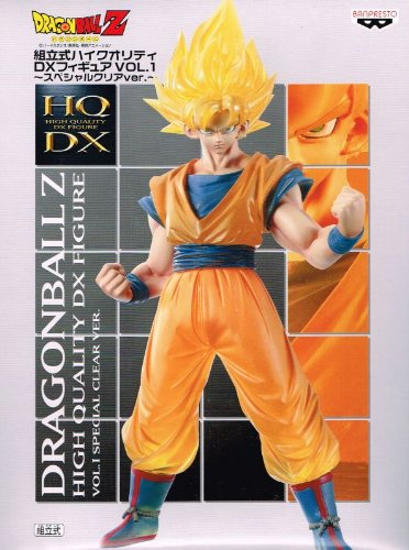 . ~ Dragon Ball Z Goku separately prefabricated high quality DX figure VOL.1 ~ Special clear ver (japan import)