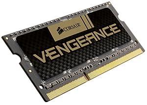 Corsair Vengeance Performance 8GB (2x4GB) DDR3 2133MHz Laptop Memory (CMSX8GX3M2B2133C11)