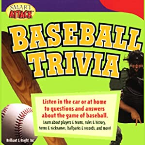 Smart Attack Baseball Trivia | [Michael O'Halloran]