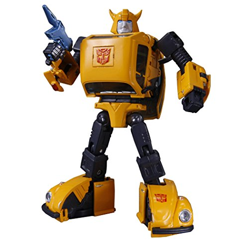 TAKARA TOMY MASTERPIECE MP-21 BUMBLE BEE DISPONIBILE IN ITALIA NO DOGANA