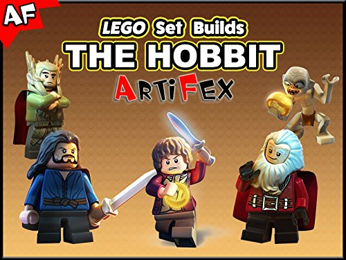 Clip: Lego Set Builds The Hobbit - Season 1