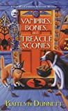 img - for Vampires, Bones and Treacle Scones (Liss MacCrimmon Mystery) book / textbook / text book
