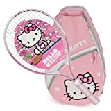 Hello Kitty Junior Tennis Racquet Plus Backpack