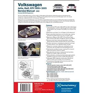 Volkswagen Jetta, Golf, G Livre en Ligne - Telecharger Ebook
