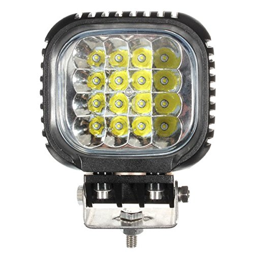 48W 16LED spot lampe de travail Faisceau Crayon Off Road Bateau Camion