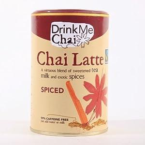 Drink Me Chai - Fairtrade Spiced Chai Latte (250g)