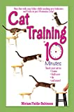 T.F.H. Publications Cat Training In 10 Minutes Book