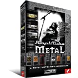 IK Multimedia AmpliTube Metal Amp plus Stompbox Modeling Software